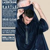 Friday Dec 11th LAZERCRUNK w/ Kastle + Druid Cloak