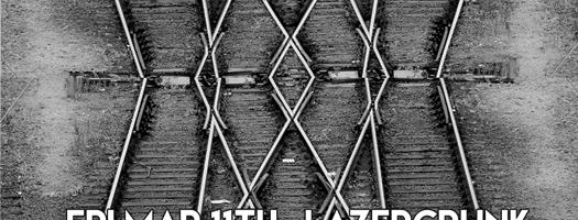 LAZERCRUNK presents TRAXMAN (Chicago) – Will-Call Pre-Sale Ticket