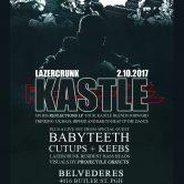LAZERCRUNK w/ Kastle (LA), Babyteeth