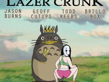 Fri May 12th LAZERCRUNK w/ JASON BURNS [Nurvous/ Symbols / PDX]
