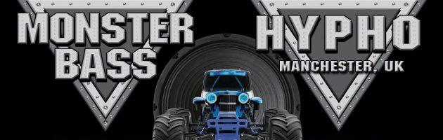 Fri Feb 8th LAZERCRUNK Monster Bass w/ Hypho (UK) @ Brillobox