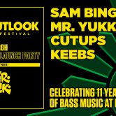 Sat June 29th LAZERCRUNK Outlook Launch Party w/ Sam Binga (UK) + Mr. Yukk @ Brillobox