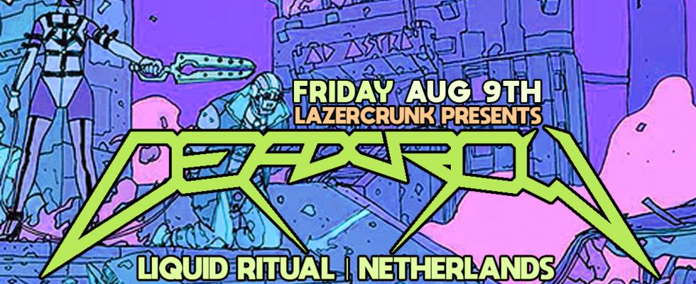 SEND THE CROWS!  DEADCROW AT LAZERCRUNK