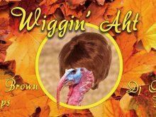Fri Nov 29th Spirit & LazerCrunk Present: Wiggin Aht 3 in The Vault!