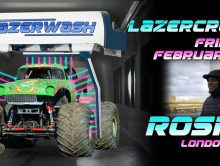 Fri Feb 7th LAZERCRUNK w/ ROSKA (London, UK)